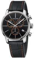 Calvin Klein K2G271C1 Black Analog Quartz Men's Watch