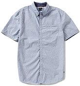 Buffalo David Bitton Sabanz Short-Sleeve Pinstripe Shirt