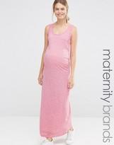 Mama Licious Mama.licious Mamalicious Maternity Maxi Tank Dress