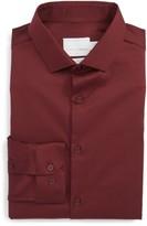 Topman Men's Stretch Cotton Shirt