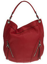 B. Makowsky As Is B.Makow sky Glove Leather Slouchy Hobo