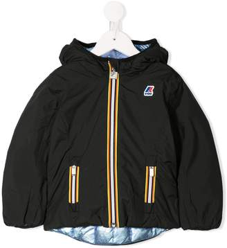 K-Way K Way Kids bomber jacket