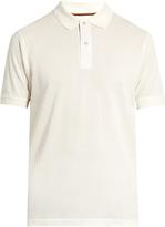 Paul Smith Striped-placket polo shirt