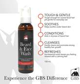 GBS Beard & Face Wash - Sandalwood - Cleanses, Conditions & Refreshes