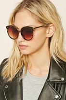 Forever 21 FOREVER 21+ Cat Eye Sunglasses