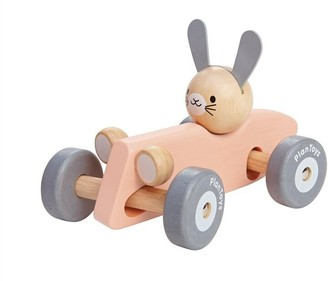 Plan Toys Racing Car Bunny