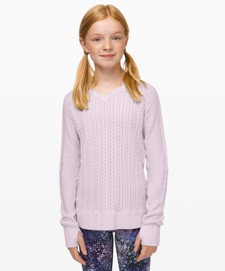 Lululemon Best Moments Sweater