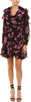 Parker Zinnia Silk A-Line Dress