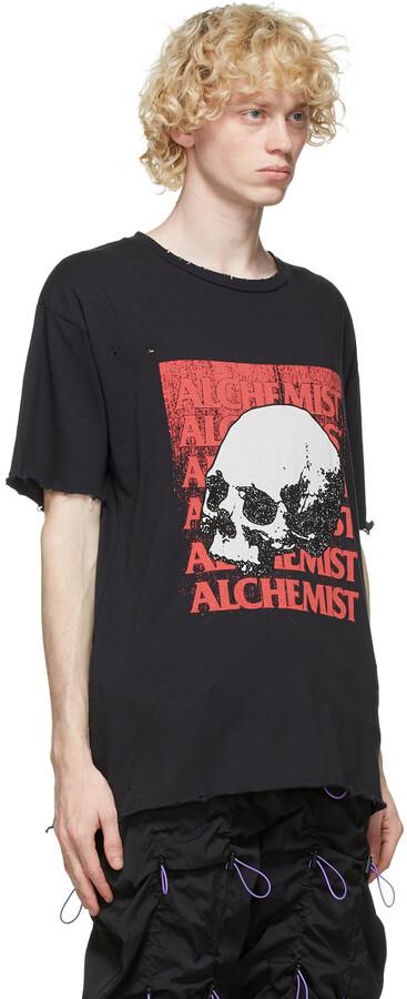 Thumbnail for your product : Alchemist Black Rise Above T-Shirt