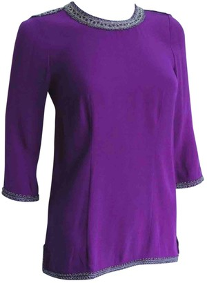 Isabel Marant Purple Top for Women