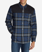 Eddie Bauer Men's Overlook Shirt Jac