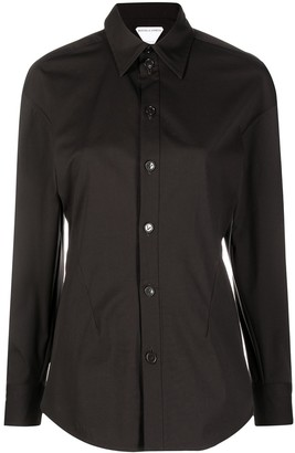 Bottega Veneta Classic Button-Up Shirt