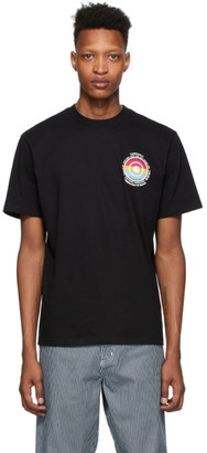 Carhartt Work In Progress Black Worldwide T-Shirt