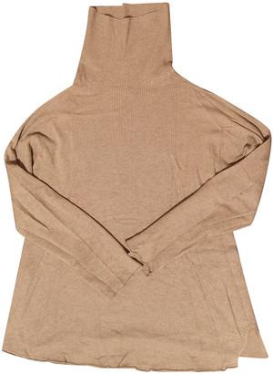 Stefanel Beige Cashmere Knitwear