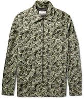 Acne Studios Merick Camouflage-Print Shell Jacket