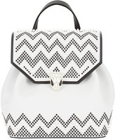 Nicholas Kirkwood Bulgari Serpenti Forever by Backpack