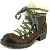 Madden-Girl Bunt Women US 9.5 Brown Combat Boot