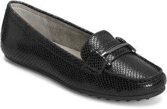 Aerosoles Dansville Tailored Snake Embossed Loafer