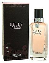 Hermes Kelly Caleche Eau De Parfum Spray for Women, 3.3 Ounce by
