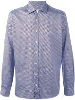Etro micro print shirt - men - Cotton - M