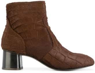 Silvano Sassetti zipped ankle boots
