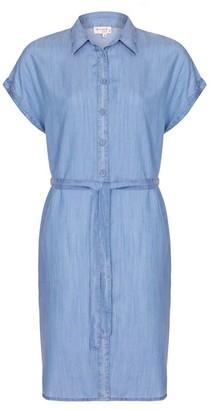 Nooki Design Reagan Shirt Dress - Tencel Denim