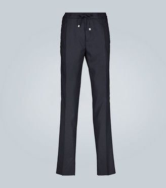 Lardini Easy Wear elasticated pants