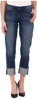CJ by Cookie Johnson Witness Cuffed Slouchy Jeans in Frank