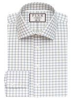Thomas Pink Thomas Pink Goodall Check Slim Fit Button Cuff Shirt