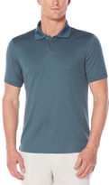 Perry Ellis Short Sleeve Two Button Polo