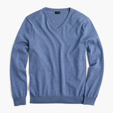 J.Crew Slim cotton-cashmere V-neck sweater