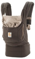 Ergobaby Organic 3 Position Baby Carrier - Dark Cocoa