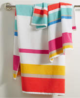 Kate Spade Paintball Floral Cotton Bath Towel