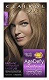 Clairol Age Defy Expert Collection, 8G Medium Golden Blonde, Permanent Hair Color, 1 Kit