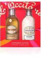 L'Occitane Shimmering Almond Duo