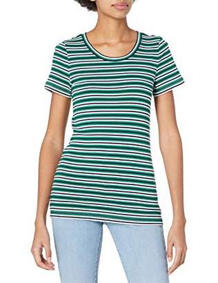 J.Crew Women's Short Sleeve T-Shirt in Stripe