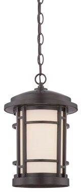 Brayden Studio Cardin 1-Light Outdoor Hanging Lantern