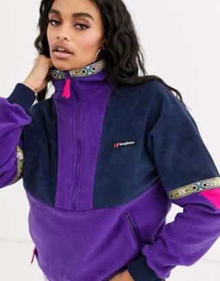 Berghaus Tramantana 91 HZ jacket in purple