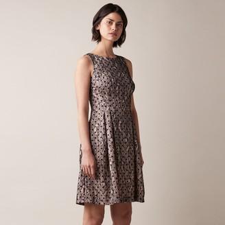 Jason Wu Jw Petite JW Sleeveless Lace Dress