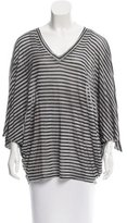 Elizabeth and James Striped Oversize Top