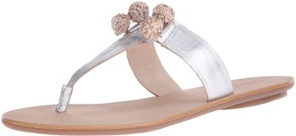 Loeffler Randall Women's SOSIE-GKS Flat Sandal