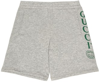 Gucci Kids Jersey shorts