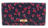 Gucci Heartbeat Leather Clutch