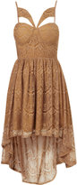 Topshop **Eyelash Lace Dress by Coco's Fortune