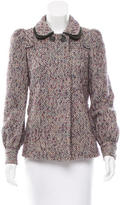 See by Chloe Wool Knit Jacket