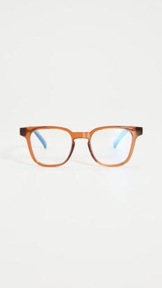 The Book Club Blue Light Twelve Hungry Bens Glasses