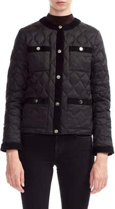 Maje Galipe Down Puffer Jacket