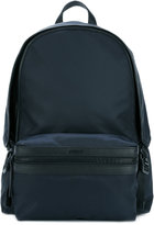 Moncler zip around backpack - men - Leather/Nylon - One Size
