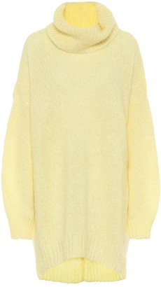 Isabel Marant Eva mohair-blend oversized sweater