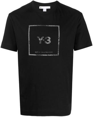 Y-3 logo-print T-shirt